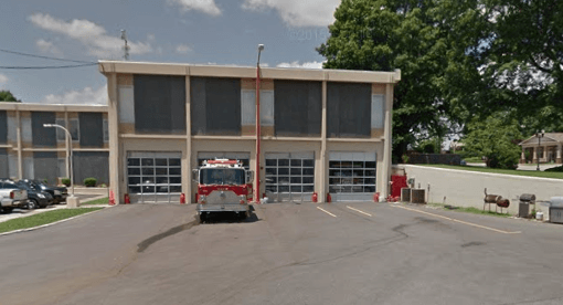 Cookeville Fire Department Station 1