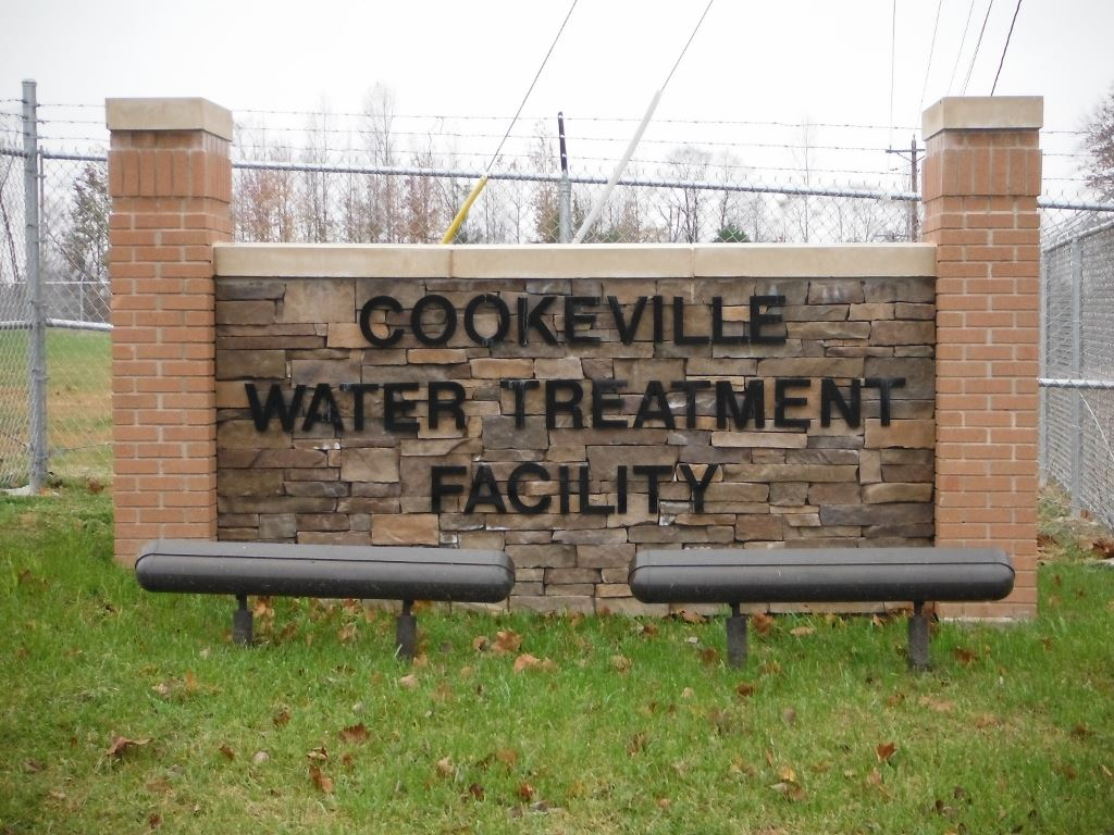 Cookeville Water Plant